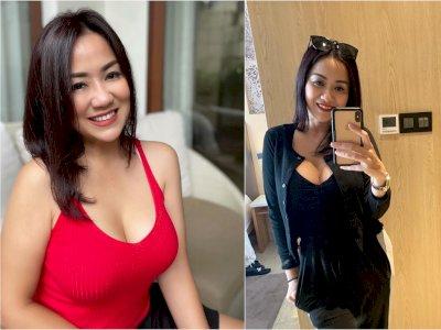 Tante Ernie Si Wanita Seksi 'Pemersatu Bangsa' Positif Covid-19