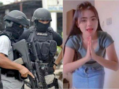 POPULER: Teroris MIT Bukan Tewas Ditembak TNI-Polri & Dwi Farica Digorok saat Nungging