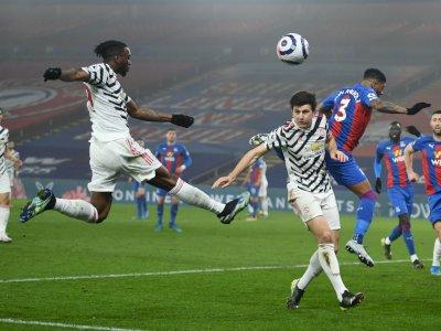 Crystal Palace VS MU: Babak I Imbang Tanpa Gol