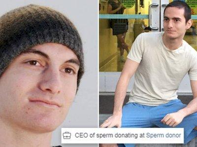 Jadi Pendonor Sperma, Pria Ini Klaim Dirinya Punya 35 Anak