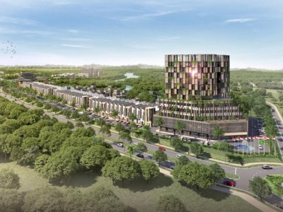 Citramas Group dan Sinar Mas Land Resmikan Nongsa D-Town