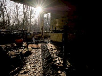 Berawal dari Ledakan Reaktor Nuklir, Pripyat di Ukraina Jadi Kota Mati Tak Berpenghuni
