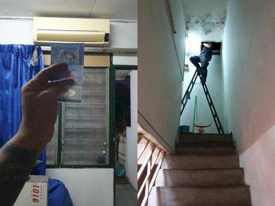 Teknisi Ini Rela Dibayar Rp3 Ribu untuk Perbaiki AC Pria Tua & Biaya Perbaikan Atap Bocor