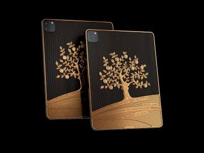 Begini Tampilan iPad Pro Khusus Sultan dengan Harga Rp2,6 Miliar!