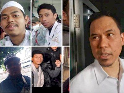 Arwah 6 Anggota Laskar FPI Dijadikan Tersangka oleh Polisi, Reaksi Munarman Mengejutkan