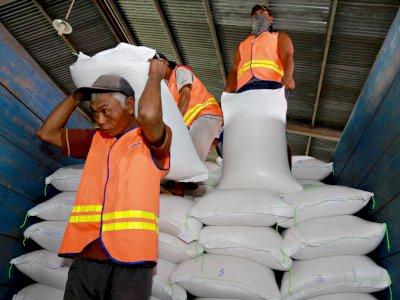 Jokowi Gaungkan Benci Produk Luar Negeri, Tapi Malah Impor 1,5 Juta Ton Beras