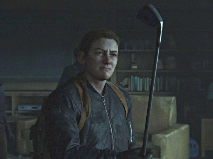 Neil Druckmann Beberakan Alasan Kenapa Abby Pakai Tongkat Golf di TLOU 2!