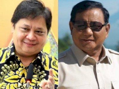 Soal Prabowo Bertemu Airlangga, Partai Gerindra: Nggak Ada yang Khusus