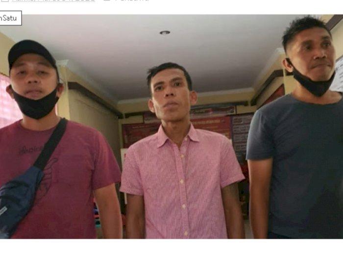 Tiga Orang Pelaku Pungli di Medan Ditangkap, Sempat Ribut dan Ancam Korannya Pakai Pisau