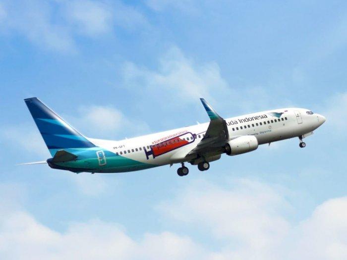 Mulai 2 Maret, Maskapai Garuda Indonesia Hadirkan Layanan Rapid Test Antigen Tak Berbayar
