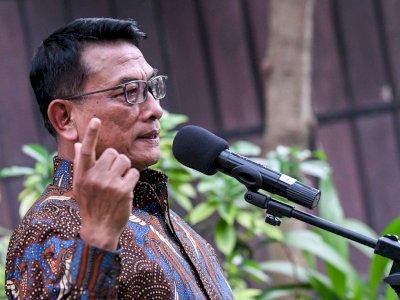 Malu Pernah Beri Jabatan Panglima TNI ke Moeldoko, SBY: Saya Mohon Ampun ke Allah