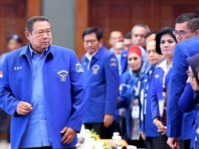 Moeldoko Jadi Ketum Demokrat Versi KLB, SBY: Indonesi Berkabung!