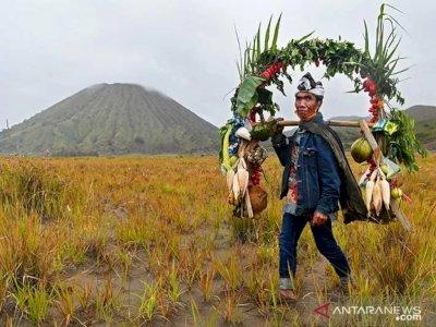 Kawasan Wisata Bromo Ditutup Total Saat Perayaan Nyepi 14-15 Maret