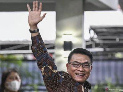 Ini Pernyataan Perdana Moeldoko Usai Terpilih Ketum Demokrat dalam KLB Kilat di Sumut