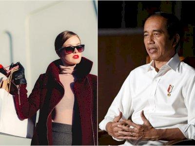 Presiden Jokowi Heran Ajakan Benci Produk Asing Jadi Polemik: Masa Enggak Boleh?