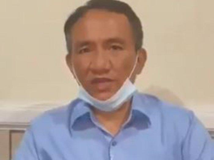 Akun Twitter Andi Arief Dibobol Orang, 'Saya Duga Ini Dilakukan Oleh Kakak Pembina'