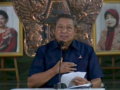 SBY: 10 Tahun Pimpin Indonesia, Saya Tak Pernah Rusak Partai Lain