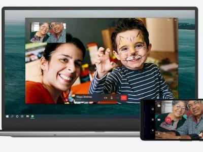 Fitur Baru, WhatsApp Memperkenalkan Panggilan Suara dan Video Lewat Destop PC