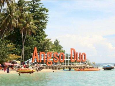 Pulau Angso Duo, Pulau Kecil Destinasi Wisata di Pariaman Sumbar