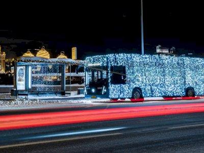 tMoscow Berencana Buat Semua Bus Miliknya Menjadi Elektrik di Tahun 2030