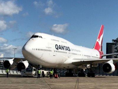 Promosi Unik, Qantas Airways Tawarkan Penerbangan Misterius, Seperti Apa?