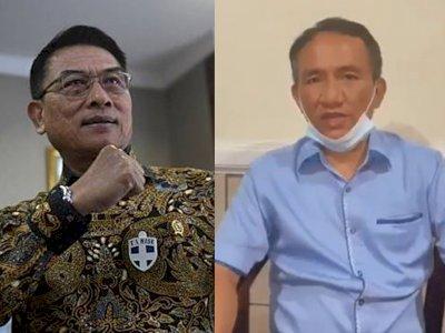 Moeldoko Jadi Ketua Partai Demokrat, Andi Arief Anggap KLB Tak Cuma Abal-abal, 'Tapi Gaib'