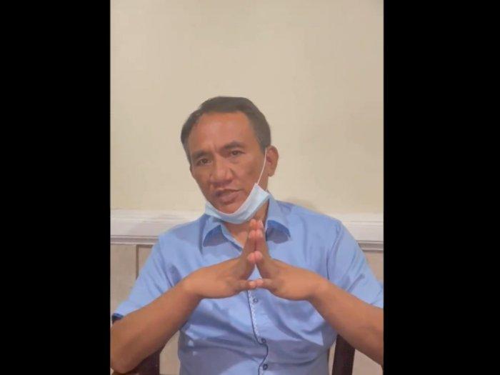 Pinjam Akun Jansen Sitindaon, Andi Arief Nyatakan Twitternya Hilang dan Pindah Tangan