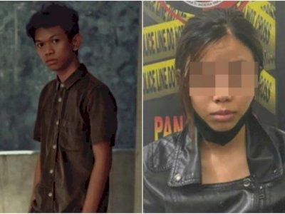 Fakta Baru Mahasiswi yang Bunuh Selebgram Ari Pratama, Pernah Kesurupan dan Dirukiah