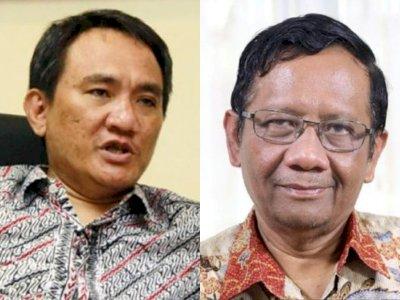 Mahfud MD Beri Sikap Soal Partai Demokrat, Reaksi Andi Arief Tak Disangka, 'Kami Memahami'