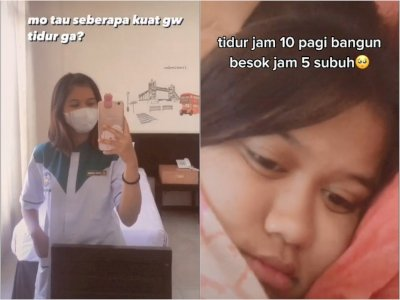 Wanita Ini Bagikan Ceritanya Tidur Hingga 24 Jam, Netizen: Itu Tidur Apa Latihan Meninggoy