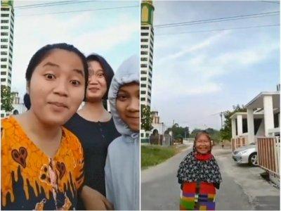 Demi Konten, 3 Gadis Remaja Hina Nenek Tua Pakai Sound Binatang, Netizen: Miskin Akhlak