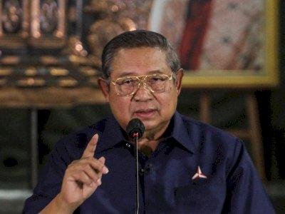 SBY Bilang 10 Tahun Memimpin Indonesia Tak Pernah Ganggu Partai Lain, Sindir Jokowi?