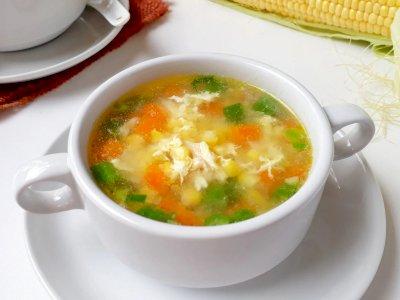 Begini Cara Membuat Sup Jagung