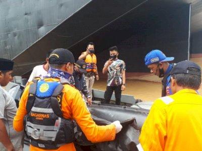 Seorang Pria Terjatuh saat Bekerja di Kapal Tongkang,  Jasadnya Ditemukan di Dasar Sungai