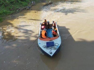 Terjebak Arus saat Mencari Ikan, Seorang Warga Blitar Tenggelam dan Hilang di Sungai