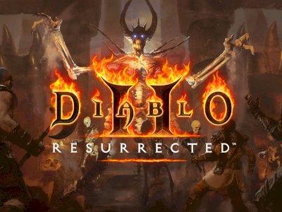 Save File Diablo 2 Lama Ternyata Dapat Dimainkan di Diablo 2: Resurrected!