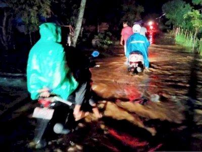 Dilanda Hujan Deras, 9 Desa di Aceh Selatan Alami Banjir, Puluhan Ruamah Terendam