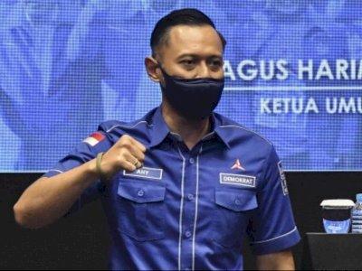 Ucapkan Janji Setia, Pimpinan DPD Partai Demokrat Nyatakan Sikap Siap Bantu AHY Lawan KLB