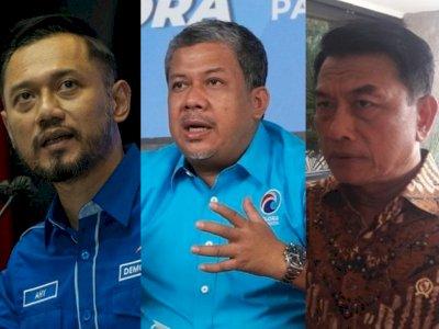 Jenderal Bintang 4 vs Mayor, Komentar Fahri Hamzah Soal Kisruh Partai Demokrat Mengejutkan