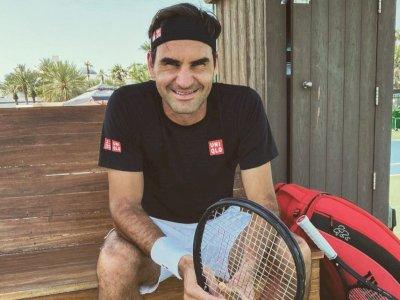 Jelang Comeback, Federer Tidak Berniat Pensiun Cuma karena Cedera