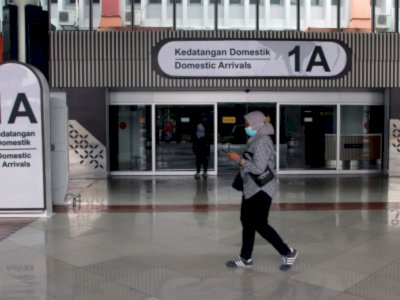 Catatan Pergerakan Penumpang di 15 Bandara Angkasa Pura I Sepanjang Februari