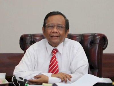 Pemerintah Dituding Lindungi KLB Demokrat, Mahfud MD Angkat Bicara