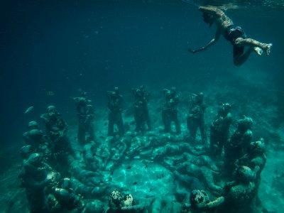 FOTO: Wisata Kepulauan Gili di Lombok