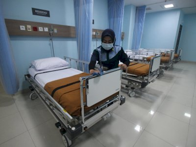 Alhamdulillah, Tingkat Kesembuhan COVID-19 di Jakarta Capai 96,3 persen