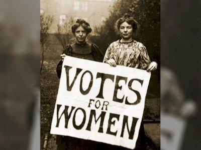 Sejarah Lahirnya Hari Perempuan Internasional dan Asal Usul Penetapan 8 Maret