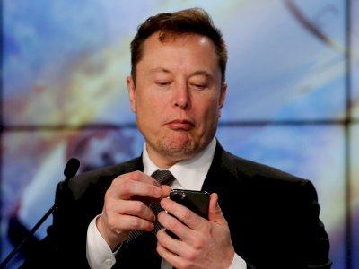 Beredar Hoax Elon Musk Meninggal, Saham Tesla Sempat Turun Drastis!