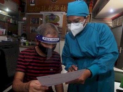 Lansia Jadi Prioritas, Kementerian BUMN Kebut Realisasi Satu Juta Vaksin COVID-19