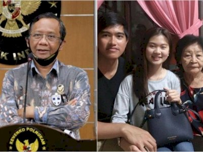 POPULER: Kata Mahfud MD Soal KLB Demokrat & Ibu Felicia Minta Kaesang Kembalikan Mobil