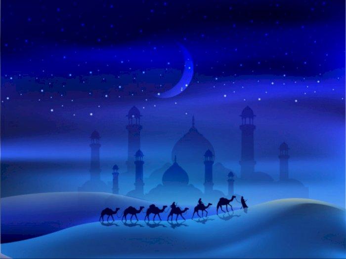 Kata-Kata Ucapan Isra Miraj Memperingati Perjalanan Nabi Muhammad SAW