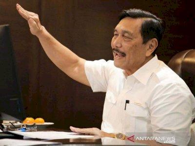 Luhut Sebut Ekonomi Digital Indonesia Ungguli Singapura dan Malaysia di ASEAN